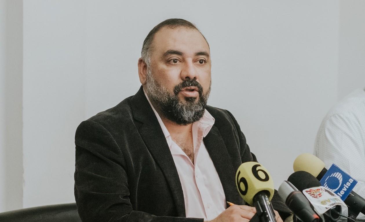 Denuncia del PAN es para ocultar el desplome de su candidato: Antonio Piñón