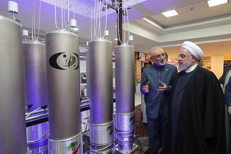 Acusa Irán a Israel por sabotaje nuclear, promete venganza