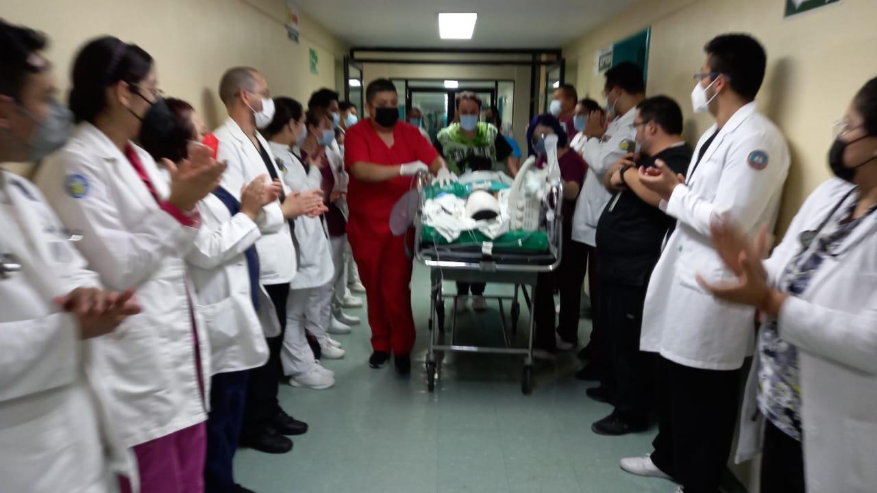 Joven de 16 años con muerte cerebral, dona órganos en Juárez
